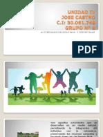 Actividades Recreativas y Deportivas