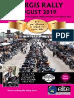 2019 Sturgis Ladies Ride