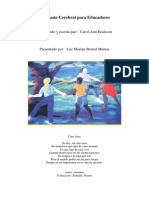 EL CUIDADO de SU CEREBRO (Gimnasia Mental y Manejo Del Estilo de Vida) -Juan a. Simòn Jr.