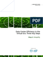 AST-0006167 IW - Data Center Efficiency- Step 2 - Simplify