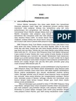 Proposal Usulan Penilitian Tindakan Kelas