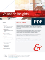 Valuation Insights Q3 2018