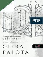Erin Watt - A Royal Család 3. - Cifra Palota