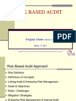 5 Risk Based Audit