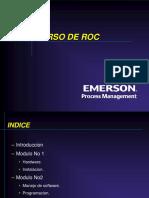 Curso de Roc Emerson