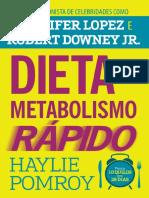 Haylie Pomroy Dieta Do Metabolismo Rapido