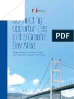 Greater Bay Area Consultancy report