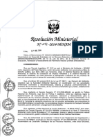 RM-N°-248-2014-MINAM VALORACION