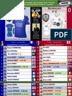 Premier League week 12 181110 Leicester - Burnley 0-0