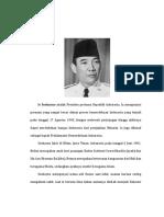 Biografi Soekarno-Hatta