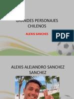 Ppt Alexis Sanchez
