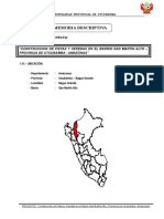 1.- Memoria Descriptiva - SAN MARTIN ALTO.doc
