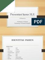 Presentasi Kasus SLE