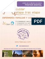 LibrodeComunicacionesPsterDigitaldel9CongresoNacionalFAECAP 2015 Ok