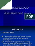 7. Taklimat headcount.ppt