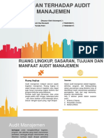 Bab 3 - Tinjauan Terhadap Audit Manajemen
