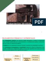 Unidad III - 1 Tratamientos Térmicos