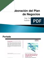 Elaboracio Plan de Negocio
