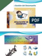 Semana 10 - Analisis y Gestion Del Desempeño - Gestion Del Talento Humano