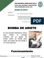 Bomba de Ariete - Grupo 20