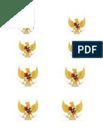 gambar lambang negara