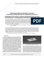 Underwater Friction Stud Welding Optimal Parameter Estimation Engineering Robust Design Based Approach