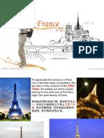 法国景点英文介绍