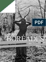 Les Boréades - French Libretto