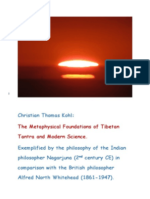 Foundations of Tibetan Tantra | Vajrayana | Tantra