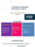 ABSCESO HEPÁTICO AMIBIANO COMPLICADO A TORAX.pptx