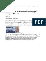 SL Debt Trap(30April2017)