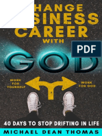 Change Business Career With God