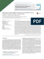 Sistema de Ignicion en Biodiesel