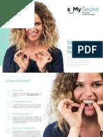 SMySecret Tratamiento Ortodoncia Invisible