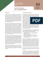 Conocimientos Teóricos y Prácticos y Empleabilidad