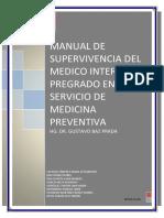 Manual Mip medicina preventiva
