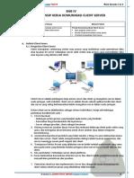 3 MODUL ADMINISTRASI SERVER (prinsip kerja client server)
