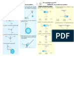 Practica de Fisica-estatica -1era Condicion de Equilibrio-3ero Año