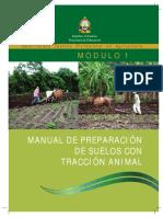Modulo 1 Manual Traccion Animal.