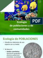 3. Ecologia de Poblaciones y de Comunidades