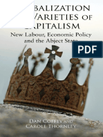 [Dan Coffey, Carole Thornley] Globalization and Varieties of Capitalism_ New Labour, Economic Policy and the Abject State