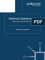[Morten Ougaard (Auth.)] Political Globalization_ State, Power and Social Forces