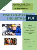 Mantenimiento Industrial ()