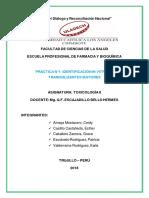 PRACTICA N°1 - TRANQUILIZANTES MAYORES - TOXICOLOGIA II