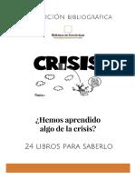Exposicion Crisis