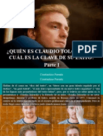Constantino Parente - ¿Quién Es Claudio Tolcachir y Cuál Es La Clave de Su Éxito?, Parte I