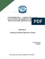ANOMALII DENTARE DE NUMAR.doc