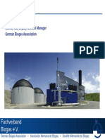 Biogaz in Germany