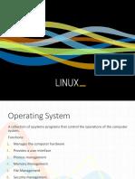 Linux Tutorial Slides
