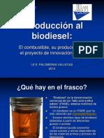 Powerpoint Biodiesel Español